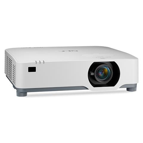 NEC NP-PE455WL data projector 4500 ANSI lumens 3LCD WXGA 1280x800 Desktop projector White