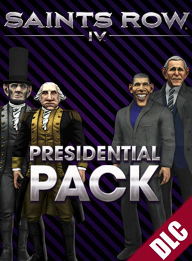 Nexway Act Key/Saints Row IV presidential pack vídeo juego PC Español
