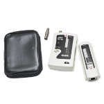 SYBA SY-ACC65050 network cable tester Grey,White