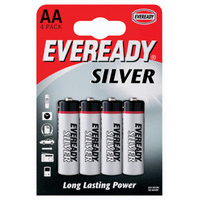 Eveready SUPER AA PK4 R6B4UP