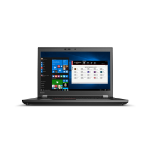 "Lenovo ThinkPad P72 Mobile workstation 43.9 cm (17.3"") 3840 x 2160 pixels Intel® Xeon® 32 GB DDR4-SDRAM 512 GB SSD NVIDIA® Quadro® P4200 Wi-Fi 5 (802.11ac) Windows 10 Pro for Workstations Black"