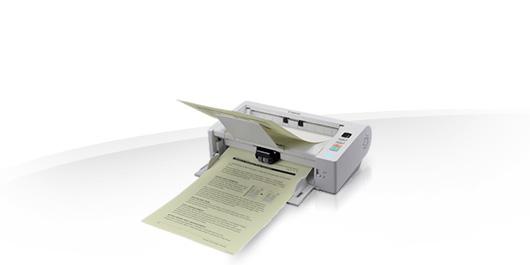 Canon imageFORMULA DR-M140 600 x 600 DPI Sheet-fed scanner Grey A4