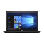 "DELL Latitude 7490 Zwart Notebook 35,6 cm (14"") 1920 x 1080 Pixels Intel® 8ste generatie Core™ i5 i5-8350U 8 GB DDR4-SDRAM 256 GB SSD"