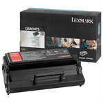 Lexmark 8A0475 Toner black, 3K pages @ 5% coverage