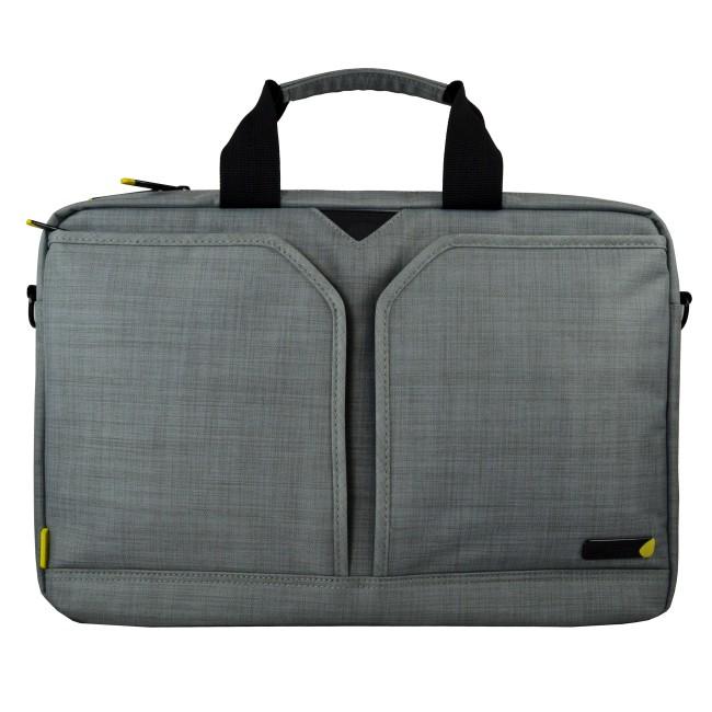 "Tech air TAEVA002 maletines para portátil 39,6 cm (15.6"") Maletín Gris"