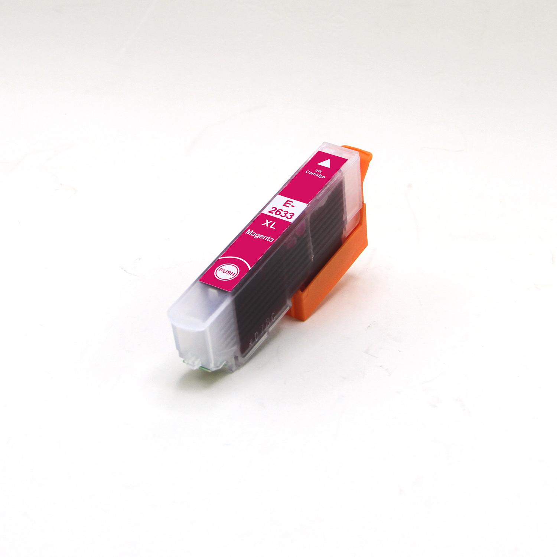 Compatible Epson T2633 Polar Bear Magenta Ink Cartridge