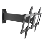 """Brateck Aluminium Slim Sliding Full-Motion TV Wall Mount For most 37""""-70"""" Curved LED, LCD Flat Panel TVs"""