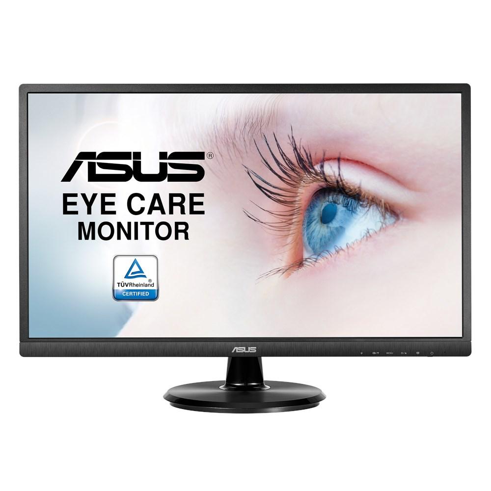 "ASUS VA249HE computer monitor 60.5 cm (23.8"") Full HD LED Flat Black"