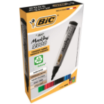 BIC Marking 2000 Bullet Tip Permanent Marker Assorted PK4