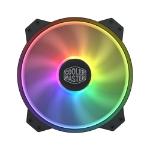 Cooler Master MasterFan MF200R ARGB Computer case Fan 20 cm 1 pc(s) Black