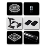 Bitspower BP-D5TOPUK250AC-CLCL hardware cooling accessory