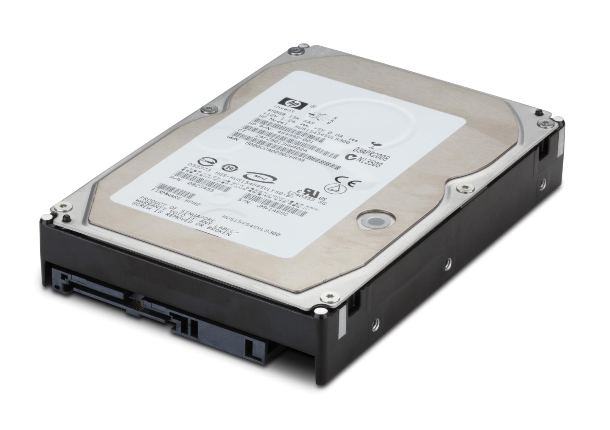 Hard Drive 146GB SAS 3GB/s 15k Rpm