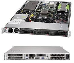 Supermicro SuperServer 5019GP-TT Intel C621 LGA 3647