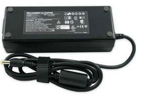 HP 519331-001 power adapter/inverter Indoor 120 W Black