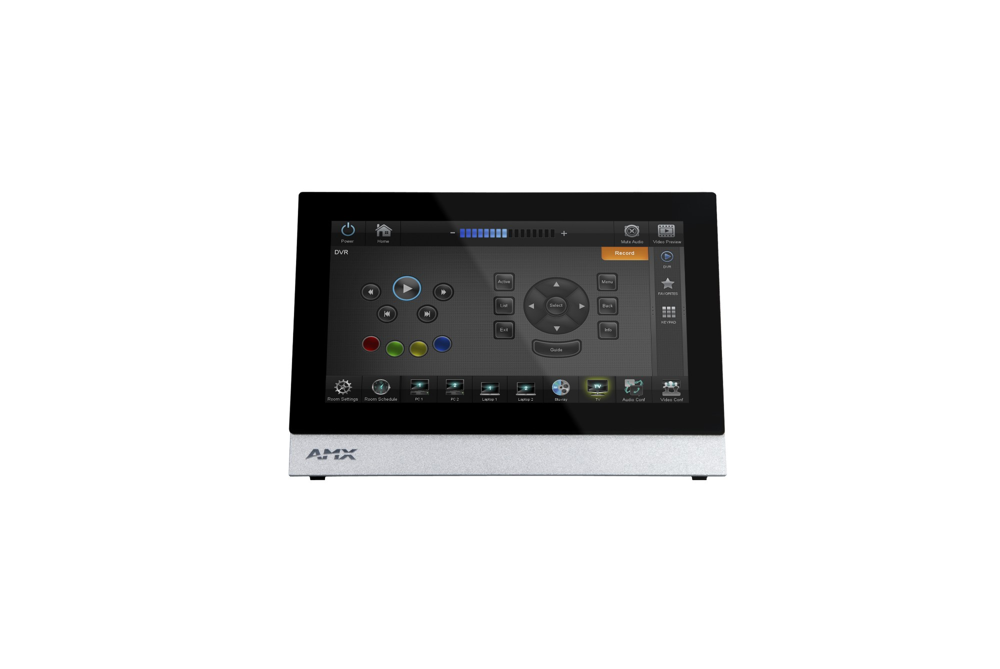 Modero X Series G5 Tabletop Touch Panel