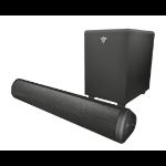 Trust GXT 664 Unca 2.1 soundbar speaker 2.1 channels 16 W Black Wired