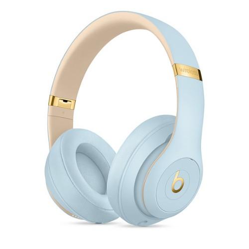 Apple Studio 3 mobile headset Binaural Head-band Blue Wired & Wireless