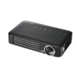 Vivitek Qumi Q6 Portable projector 800ANSI lumens DLP WXGA (1280x800) 3D Black data projector
