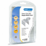 Rapesco 923 Galvanised Staples pack 800 staples