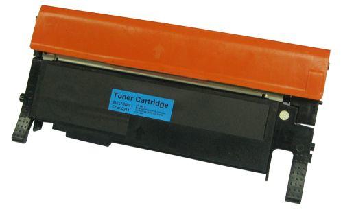 Remanufactured Samsung CLT-C406S / HP ST984A Cyan Toner Cartridge