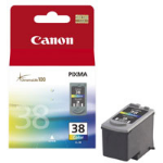 Canon 2146B008 (CL-38) Printhead cartridge color, 207 pages, 9ml
