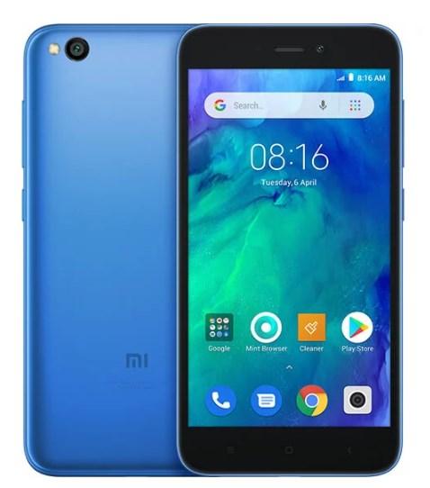"Xiaomi Redmi Go 12,7 cm (5"") 1 GB 16 GB Dual SIM Zwart 3000 mAh"