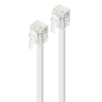 ALOGIC 2m RJ12 Telephone Cables/6P6C Male to Male