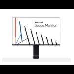 "Samsung S27R754QEU computer monitor 68.6 cm (27"") WQHD LCD Flat Black"