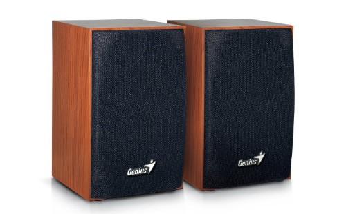 Genius SP HF160 loudspeaker 4 W Cherry