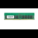 Crucial 8GB DDR4-2400 8GB DDR4 2400MHz ECC memory module