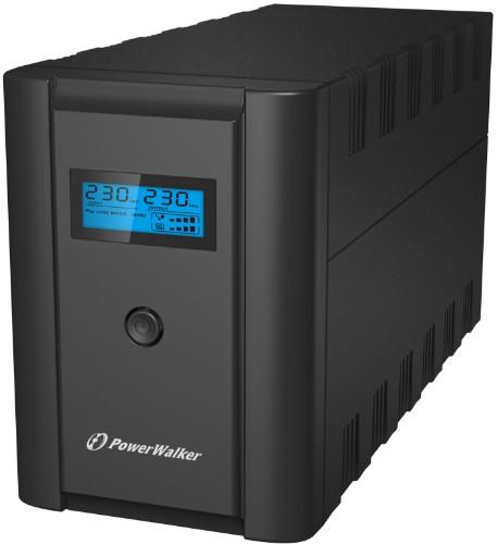 PowerWalker VI 2200 SHL Schuko Line-Interactive 2200 VA 1200 W 4 AC outlet(s)