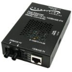 Transition Networks E-100BTX-FX-05(SC) 100Mbit/s 1300nm Multi-mode network media converter
