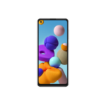 "Samsung Galaxy A21s SM-A217F 16.5 cm (6.5"") Dual SIM Android 10.0 4G USB Type-C 4 GB 128 GB 5000 mAh Silver"