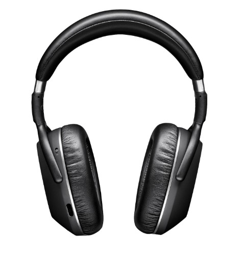 Sennheiser MB 660 UC Binaural Head-band Black, Silver