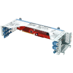 Hewlett Packard Enterprise DL60/120 Gen9 Full Height Half Length PCIe Riser Kit slot uitbreiding