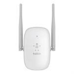 Belkin N600 Network transmitter & receiver White