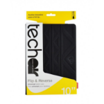 "Tech air TAXUT019V2 tablet case 25.6 cm (10.1"") Flip case Black"