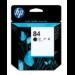 HP Cabezal de impresión DesignJet 84 negro