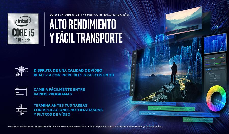 "HP Pavilion x360 14-dw0000ns Híbrido (2-en-1) Plata 35,6 cm (14"") 1920 x 1080 Pixeles Pantalla táctil Intel® Core™ i5 de 10ma Generación 8 GB DDR4-SDRAM 512 GB SSD Wi-Fi 5 (802.11ac) Windows 10 Home"