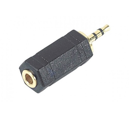 Hypertec 720550-HY cable interface/gender adapter 2.5 mm 3.5 mm Black