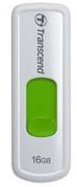 Transcend 530 USB flash drive 16 GB USB Type-A 2.0 Green,White