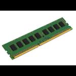 Kingston Technology ValueRAM 8GB DDR3 1333MHz Module 8GB DDR3 1333MHz ECC memory module
