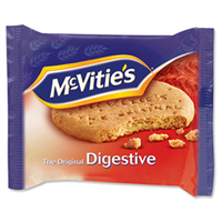 MCVITIES Digestive Biscuits Wheatmeal Twinpack Ref A06061 [Pack 48]