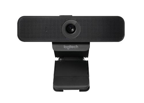Logitech C925e webcam 1920 x 1080 pixels USB 2.0 Black