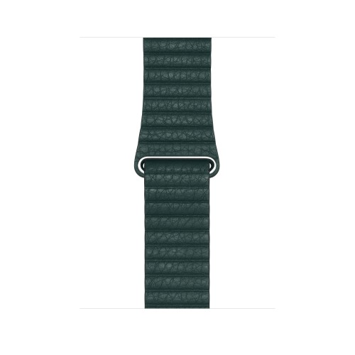 Apple MTH82ZM/A smartwatch accessory Band Green Leather