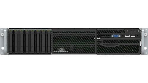 Intel R2208WFTZSR server barebone Intel® C624 LGA 3647 (Socket P) Rack (2U)