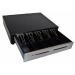 M-S Cash Drawer EP125NK-M-B Cash Box Tray