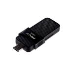 PNY P-FD128OTGSLTC-GE USB flash drive 128 GB USB Type-A / USB Type-C 3.2 Gen 1 (3.1 Gen 1) Black
