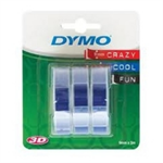 Dymo S0847740 Embossing tape, 9mmx3m