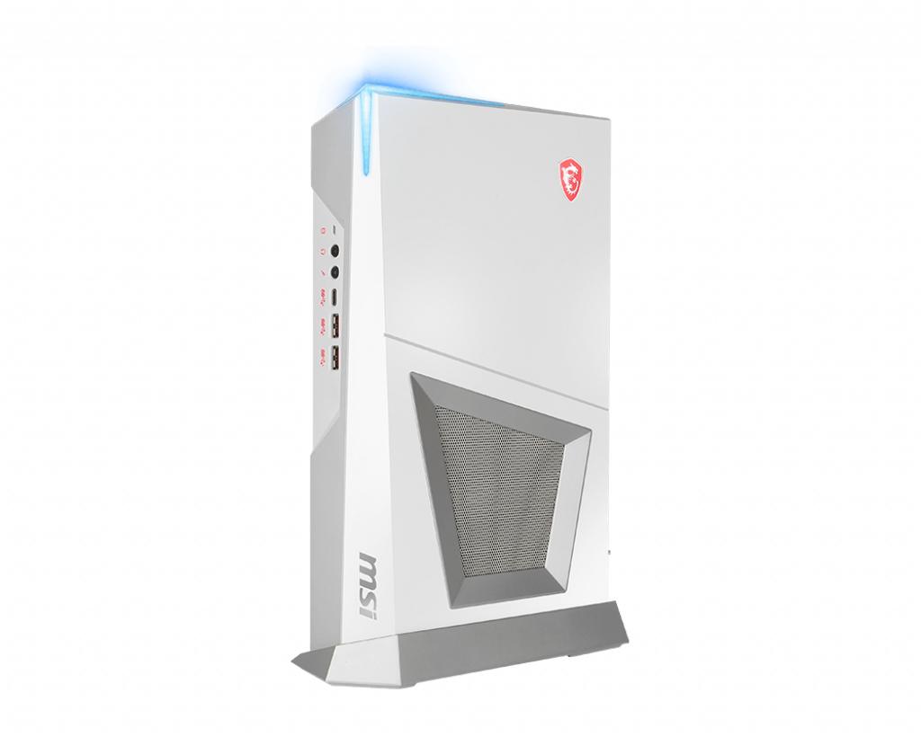 MSI MPG Trident 3 Arctic 10SC-013EU Intel® Core™ i7 de 10ma Generación i7-10700 16 GB DDR4-SDRAM 2512 GB HDD+SSD Escritorio Blanco PC Windows 10 Home